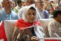 106 Yaşında Demokrasi Nöbetine Katıldı