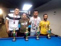 15 Temmuz Bilardo Turnuvasına Salihli Damgası