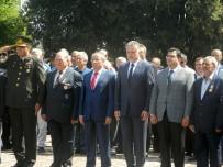 15 Temmuz İçin Şehitlikte Tören Düzenlendi