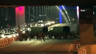 15 Temmuz Şehitler Köprüsü Davasında flaş karar