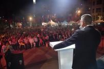 15 Temmuz Şehitleri Biga'da Anıldı
