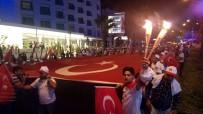 CUMHURBAŞKANı - 15 Temmuz'un Kilit Noktası Marmaris'te Demokrasi Seli