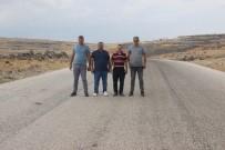 40 Kilometrelik Yol Asfaltında Sona Gelindi
