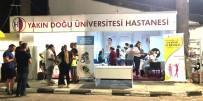 ÜNİVERSİTE HASTANESİ - 42. Güzelyurt Portakal Festivali'nde Kan Bağışı Kampanyası