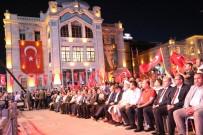 DURSUN ALI ERZINCANLı - Aksaray'da 15 Temmuz Şehitleri Anıldı
