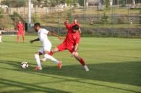 Antalyaspor İle Gençlerbirliği Hazırlık Maçında 1-1 Berabere Kaldı