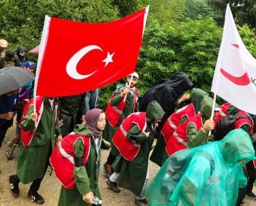 Aydın Genç Kızılay, Bosna'da Katliamı Andı