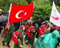 BOŞNAK - Aydın Genç Kızılay, Bosna'da Katliamı Andı