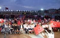 CUMHURBAŞKANı - Aydınlılar 15 Temmuz Şehitleri'ni Unutmadı
