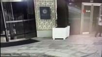 KIRAÇ - Bakırköy'de Dominik Uyruklu Hırsız Kamerada