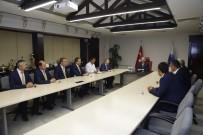 YEREL YÖNETİM - Başkan Büyükkılıç Açıklaması 'Kayseri Olarak Şanslı Ve Avantajlıyız'