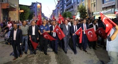 Başkan Oprukçu Açıklaması '40 Yıldır Mücadele Ettiğimiz Terör Örgütlerinin En Sinsisi FETÖ'dür'