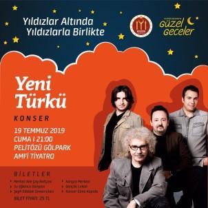 Bilecik Belediyesi'nden Yeni Türkü Ve Ayfer Er Konseri