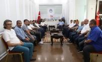 Bursa Malatya Darendeliler Derneği'nden Başkan Güder'e Ziyaret