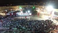 Darende, Arguvan Ve Doğanşehir'de 15 Temmuz Unutulmadı