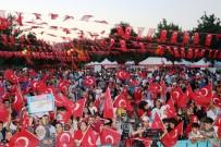 Diyarbakır'da '15 Temmuz Demokrasi Ve Milli Birlik Günü' Nöbeti
