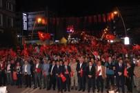 Erzurum 15 Temmuz'da Tek Yürek
