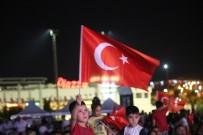 Eyyübiye 15 Temmuz Demokrasi Ve Milli Birlik Günü Etkinlikleri