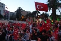 Hatay'da 15 Temmuz Demokrasi Nöbeti