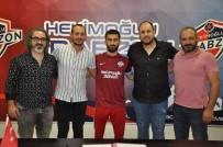Hekimoğlu Trabzon FK,  Deniz Erdoğan İle 3 Yıllık Sözleşme İmzaladı