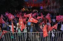 TÜRK SILAHLı KUVVETLERI - Karslılar 15 Temmuz'un 3.  Yıl Dönümünde Sokaklara Döküldü