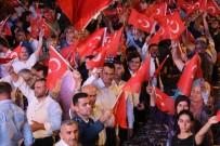 KARAKOL KOMUTANI - Kaş'ta '15 Temmuz Demokrasi Ve Milli Birlik Günü' Etkinlikleri