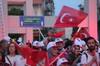 Kırklareli'de Binler 'Milli Birlik Günü' İçin Toplandı