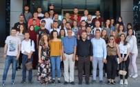 MAKEDONYA - Kuzey Makedonyalı Öğrencilerden ÇOMÜ'ye Ziyaret