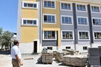 Mehmet Akif Ersoy İlkokulu İnşaatı Devam Ediyor