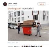 Nakliyeye Belediye Eli Değdi