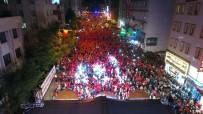 Nevşehir'de On Binler Diriliş Meydanı'nda Buluştu