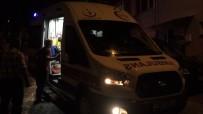 (Özel) Bursa'da Evleri Yanan Aile Ölümden Döndü