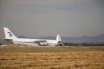On ikinci uçak Mürted Hava Üssü'ne indi