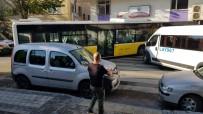 Sancaktepe'de Freni Patlayan İETT Otobüsü Dehşet Saçtı Açıklaması 1 Ölü, 3 Yaralı