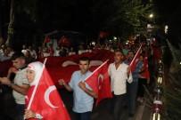 Siirt'te '15 Temmuz Demokrasi Ve Milli Birlik Günü' Etkinliği