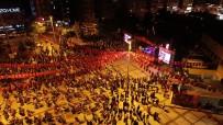MILLIYETÇI HAREKET PARTISI - Sincan, Meydanları Yine Boş Bırakmadı