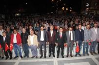 Şuhut'ta Binlerce Gönül Demokrasi Nöbetinde Tek Yürek Oldu
