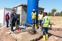 ŞUSKİ Akçakale'deki İçme Suyu Sorununu Kalıcı Olarak Çözüyor