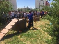 AFET BİLİNCİ - 'Yazımda Kardeşlik Var' Projesine Katılanlara Afet Eğitimi