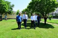 Yeşilyurt Belediyesi'nden Park Ve Yeşil Alanların Bakımına Önem Veriyor