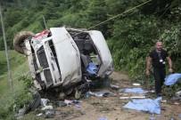 6 Kişinin Öldüğü Kazanın Şoförü Tutuklandı