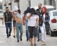 ADANA EMNİYET MÜDÜRLÜĞÜ - Adana'da Torbacı Operasyonunda 7 Tutuklama