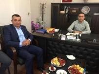 AK Parti'den, Doğanyol Ve Pütürge İlçelerine Ziyaret