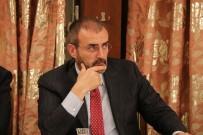 SAVUNMA BAKANI - AK Parti Genel Başkan Yardımcısı Ünal Açıklaması 'S 400'Lerin Yeri Tespit Edilmedi'