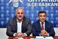 KADINLAR PAZARI - AK Parti Ortahisar İlçe Başkanlığı'nı Ziyaret Eden Zorluoğlu Projelerini Anlattı