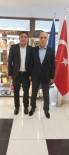 Ardıç, Genel Başkan Atalay'ı Ziyaret Etti