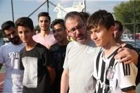 BASKETBOL MAÇI - Bakan Kasapoğlu'ndan Gençlere 10 Bin Pota Müjdesi