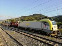 Balıkesir-Kütahya Arasında İlk Elektrikli Tren Çalıştı