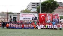 Bayraklı'da 32 Takımın Katılımıyla Gençlik Futbol Turnuvası
