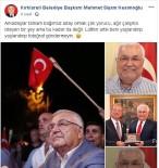 Belediye Başkanı Yaşlandırılmış Fotoğraflarına İsyan Etti